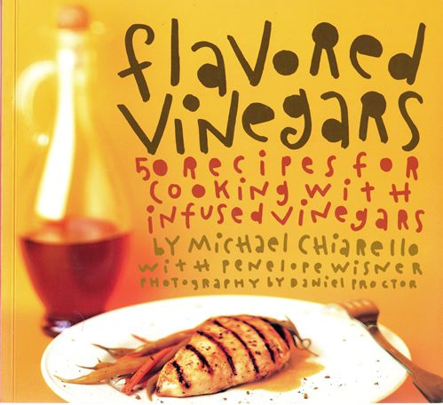 Image for Flavored Vinegars: 50 Recipes for Cooking with Infused Vinegars