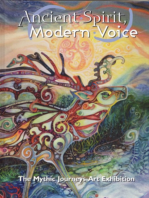 Image for Ancient Spirit, Modern Voice: The Mythic Journeys Art Exhibition