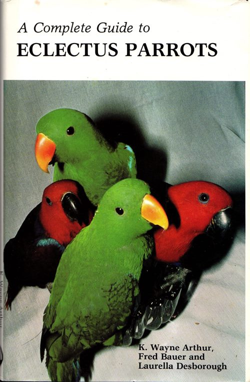 Image for A Complete Guide to Eclectus Parrots