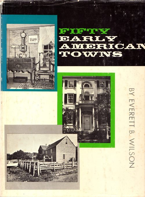 Image for Fifty Early American Towns