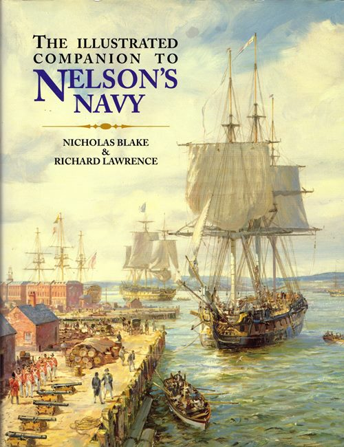 Image for The Illustrated Companion to Nelson's Navy