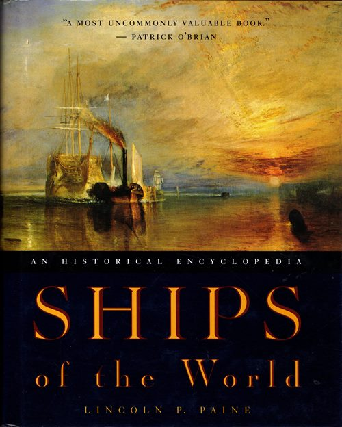 Image for Ships of the World: An Historical Encyclopedia