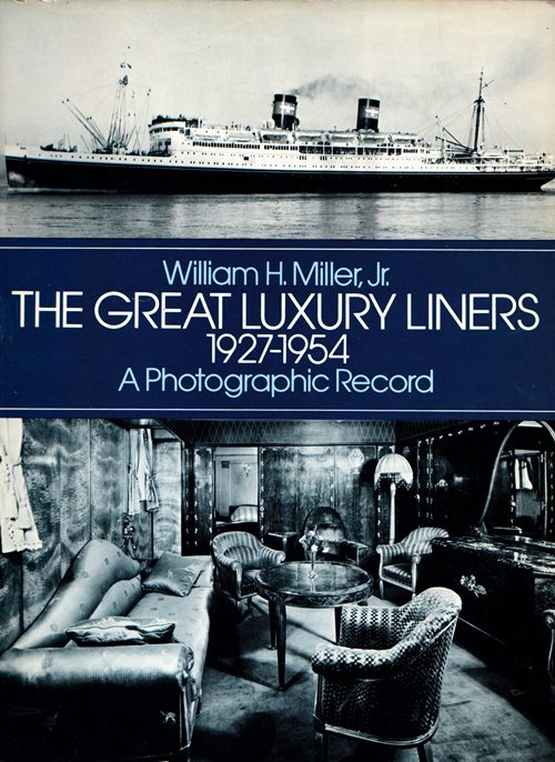 Image for The Great Luxury Liners, 1927-1954: A Photographic Record