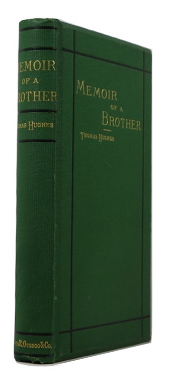 Image for Memoir of a Brother