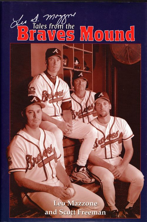 Image for Leo Mazzone's Tales from the Braves Mound