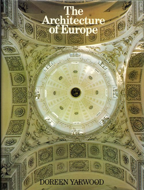 Image for The Architecture of Europe