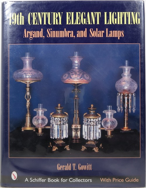 Image for 19th Century Elegant Lighting: Argand, Sinumbra, and Solar Lamps