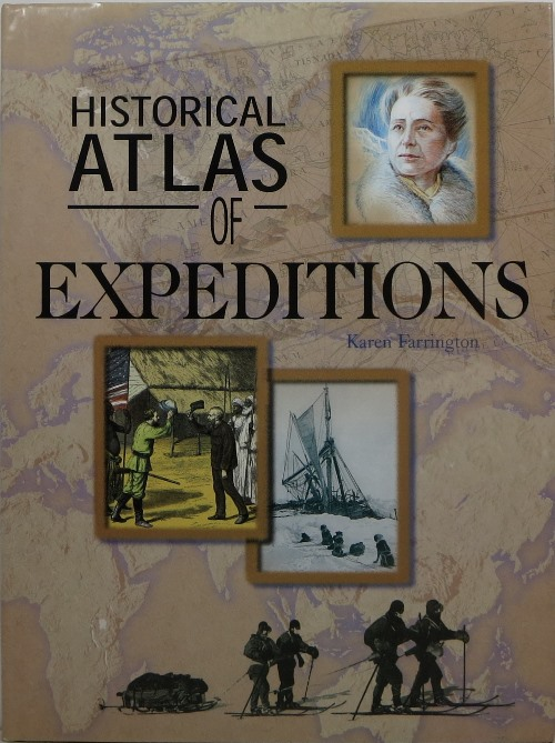 Image for Historical Atlas of Expeditions
