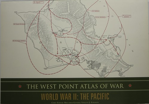 Image for The West Point Atlas of War: World War II - The Pacific