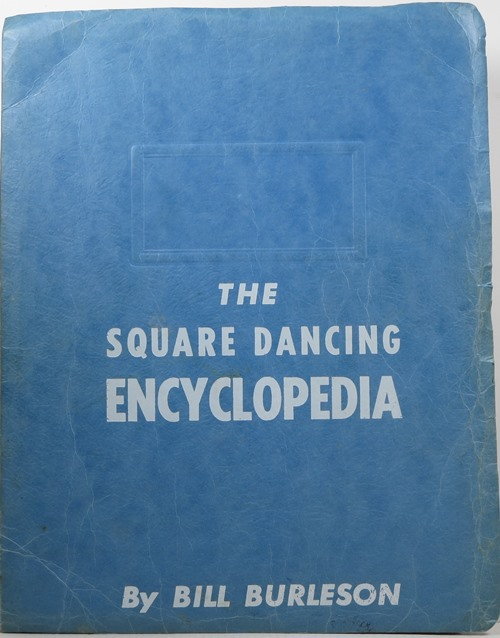 Image for The Square Dancing Encyclopedia