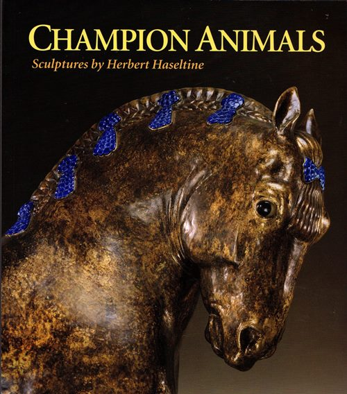 Image for Champion Animals: Sculpture by Herbert Haseltine